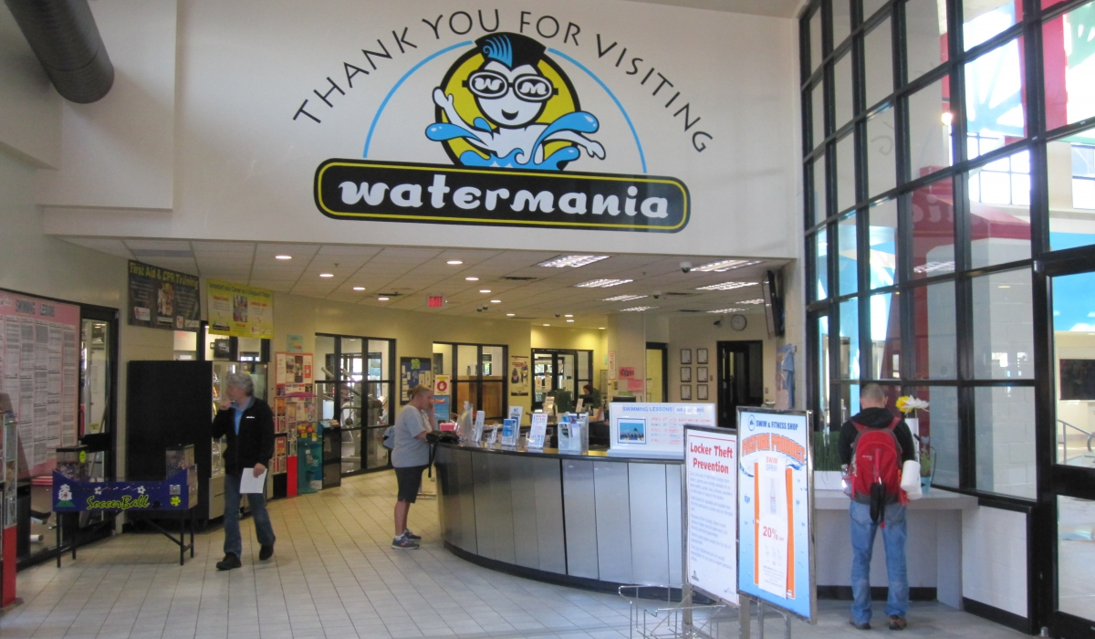 E Factor Engineering City Of Richmond Watermania