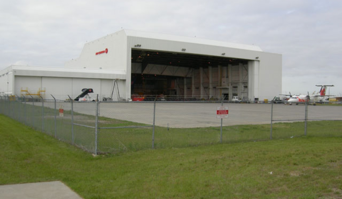 E Factor Engineering Air Canada Hanger Heating And Ddc